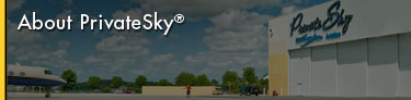 About PrivateSky Aviation